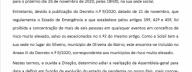 COMUNICADO ADIAMENTO DE ASSEMBLEIA-GERAL ORDINÁRIA